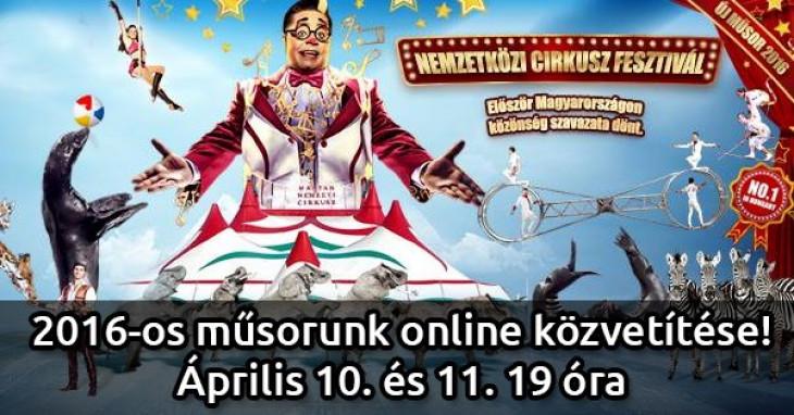 Forrás: Magyar Nemzeti Cirkusz-
