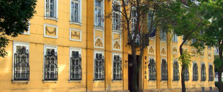 Az Országos Színháztörténeti Múzeum és Intézet székháza