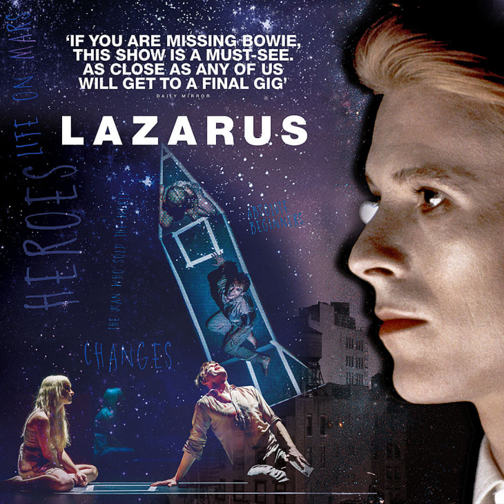 David Bowie Facebook-