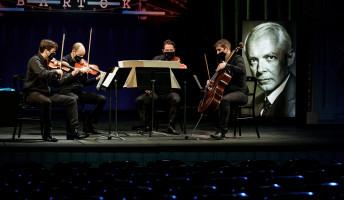 Kvartetteket vár a Bartók-fesztivál