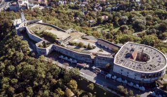 Citadella obszervatórium feltárása