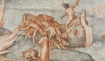 Az emberélet útjának felén – egyedülálló online kiállítás Firenzében