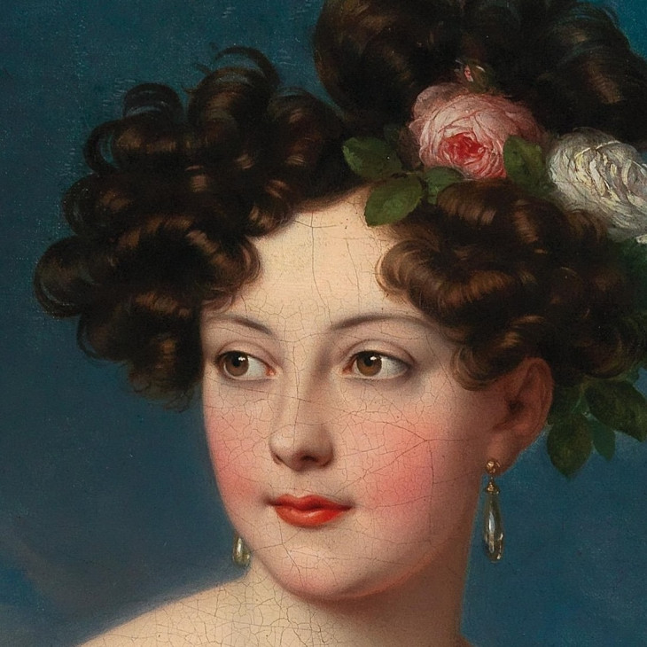 Johann Nepomuk Ender: Rhédey Claudia, 1831-