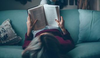 Könyvterápia járvány idején