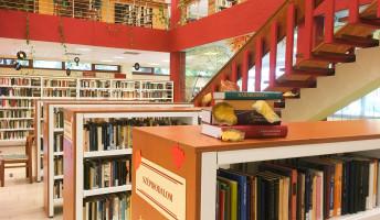 Felfedezetlen kincsek a könyvtárban