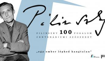 """Pilinszky 100 – """"egy ember lépked hangtalan"""""""