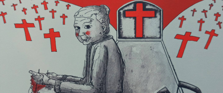 Döme Barbara: A nagymama, aki elfelejtett meghalni