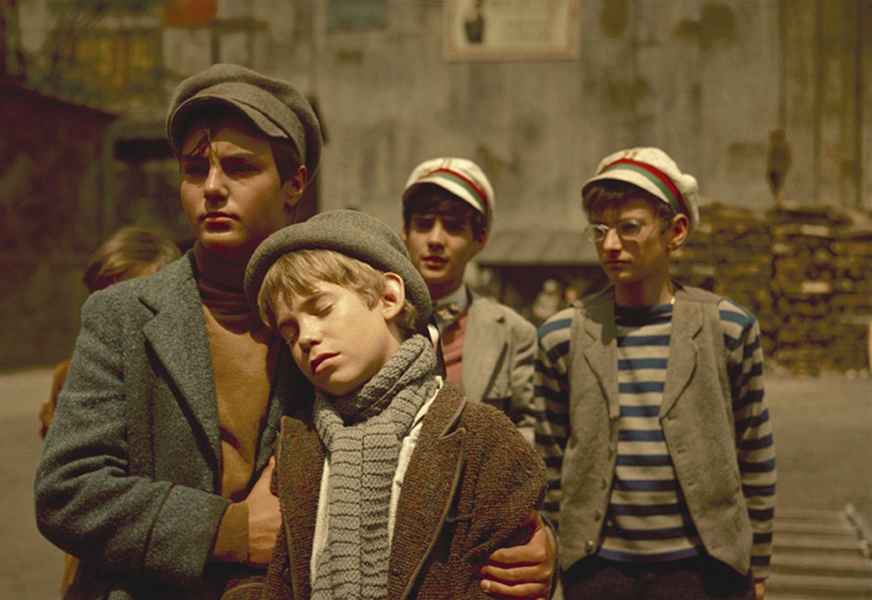 filmarchiv.hu-részlet A Pál utcai fiúk című, Fábri Zoltán-filmből