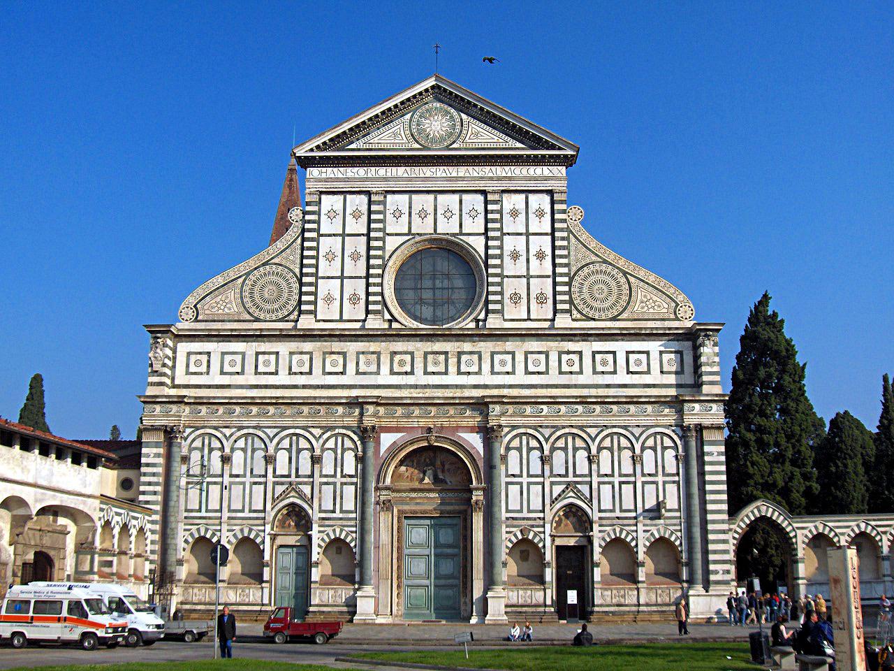 Wikipedia-Santa Maria Novella templom