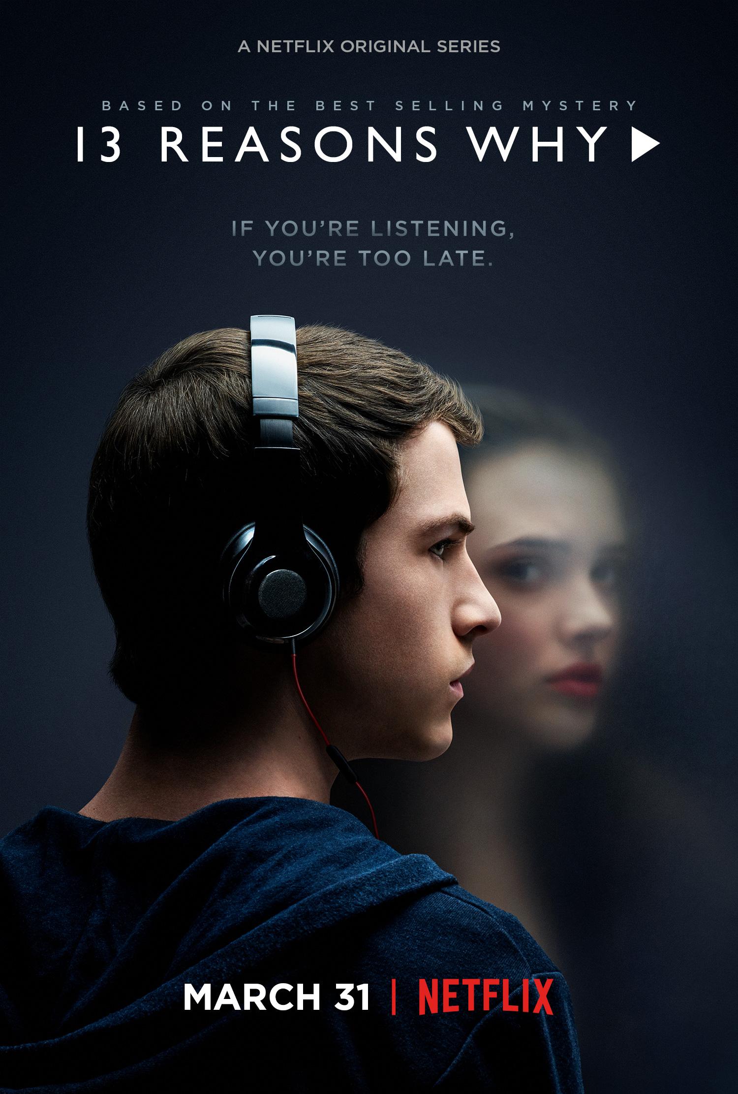 Netflix-13 okom volt plakát
