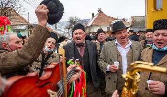 Így farsangolnak Székelyföldön – Beliczay László képriportja