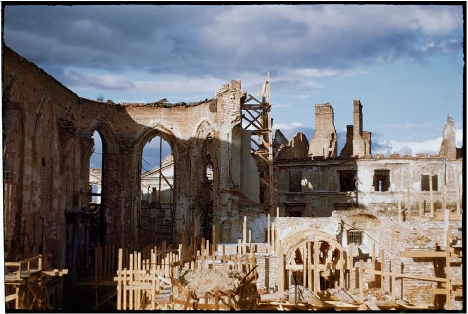 Henry N. Cobb / culture.pl-Helyreállítási munkálatok: a lengyel katedrálisok renoválása