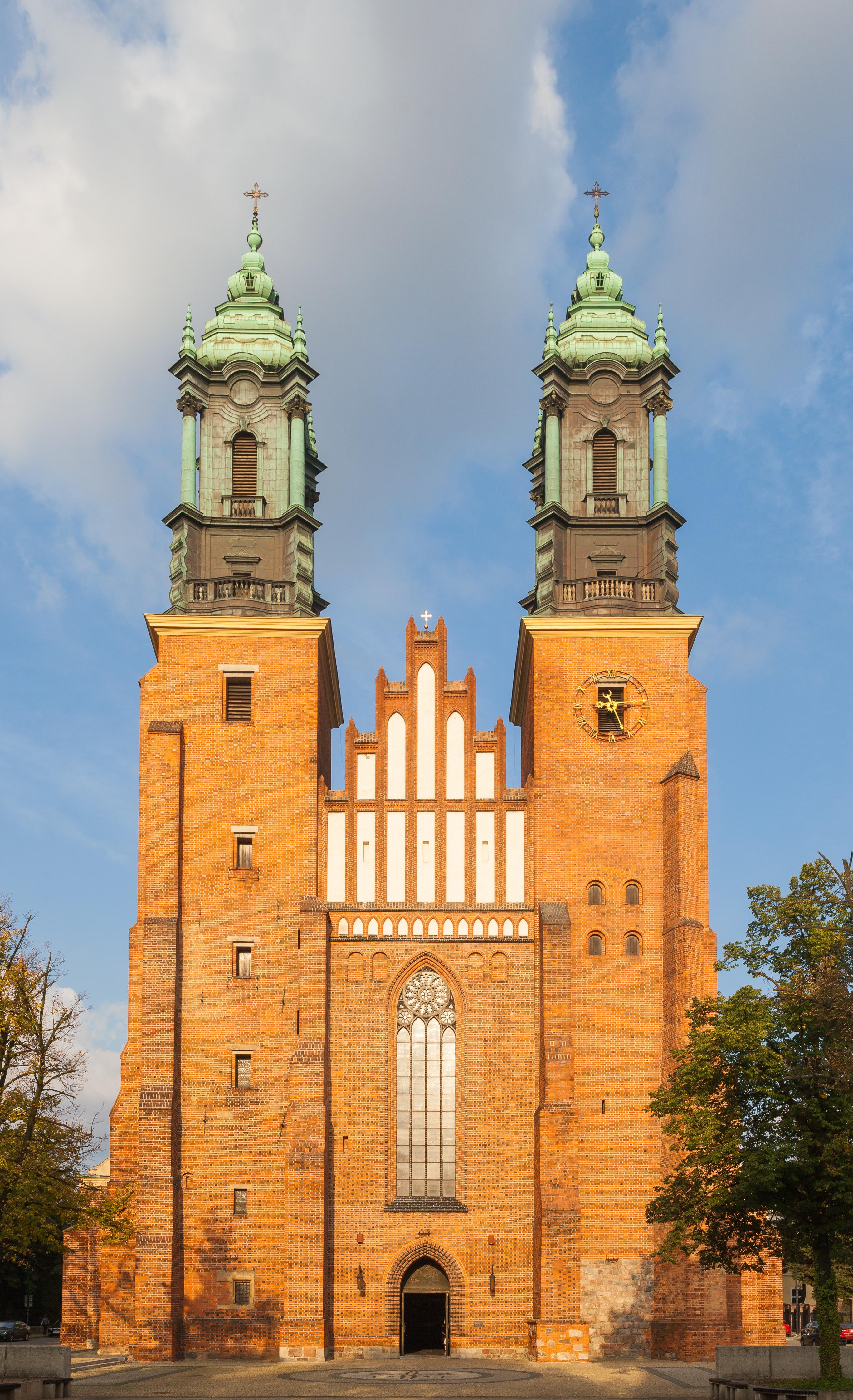 Wikipedia-A poznani katedrális