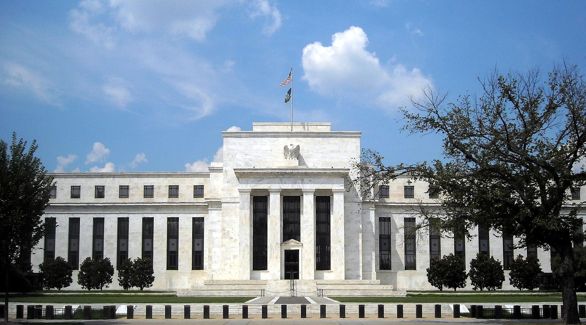 Wikipedia-A Federal Reserve épülete