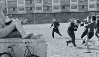 Heti Fortepan: Játék és mozgás a nagyvárosban – Minden tér játszótér, minden utca sportpálya