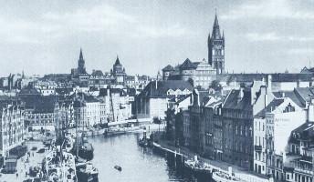Hatodik rész: Új múlt, régi épületek között – Königsberg