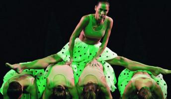 Rendhagyó táncjáték a Négy évszakból