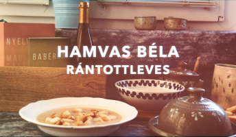 Hamvas Béla-rántottleves