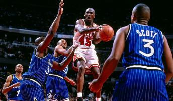 Új sorozat Michael Jordan életéről