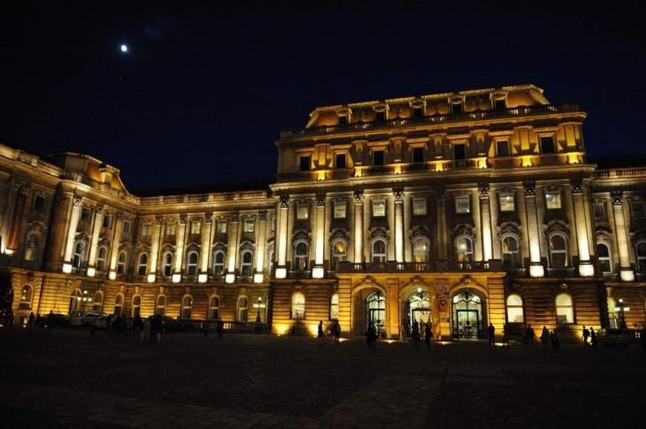 programturizmus.hu-Az Országos Széchenyi Könyvtár épülete