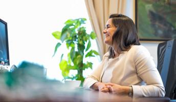 Novák Katalin: Nálunk nagyüzemben megy az olvasás