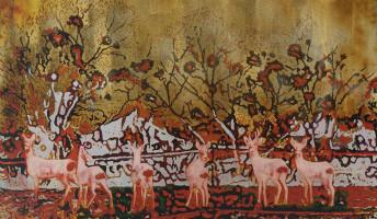 Szigeti Tamás festményeiből nyílik kiállítás