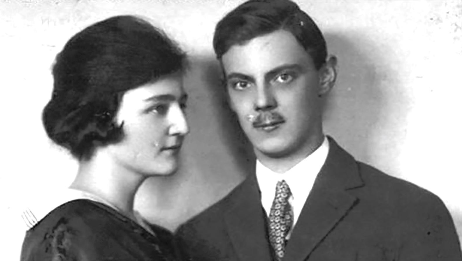 e-nepujsag.ro-Kemény János és felesége, Kemény Augusta