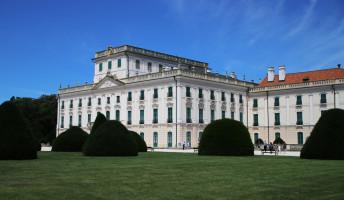 A fertődi Esterházy-kastélyban jártunk