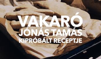 Jónás Tamás - Vakaró