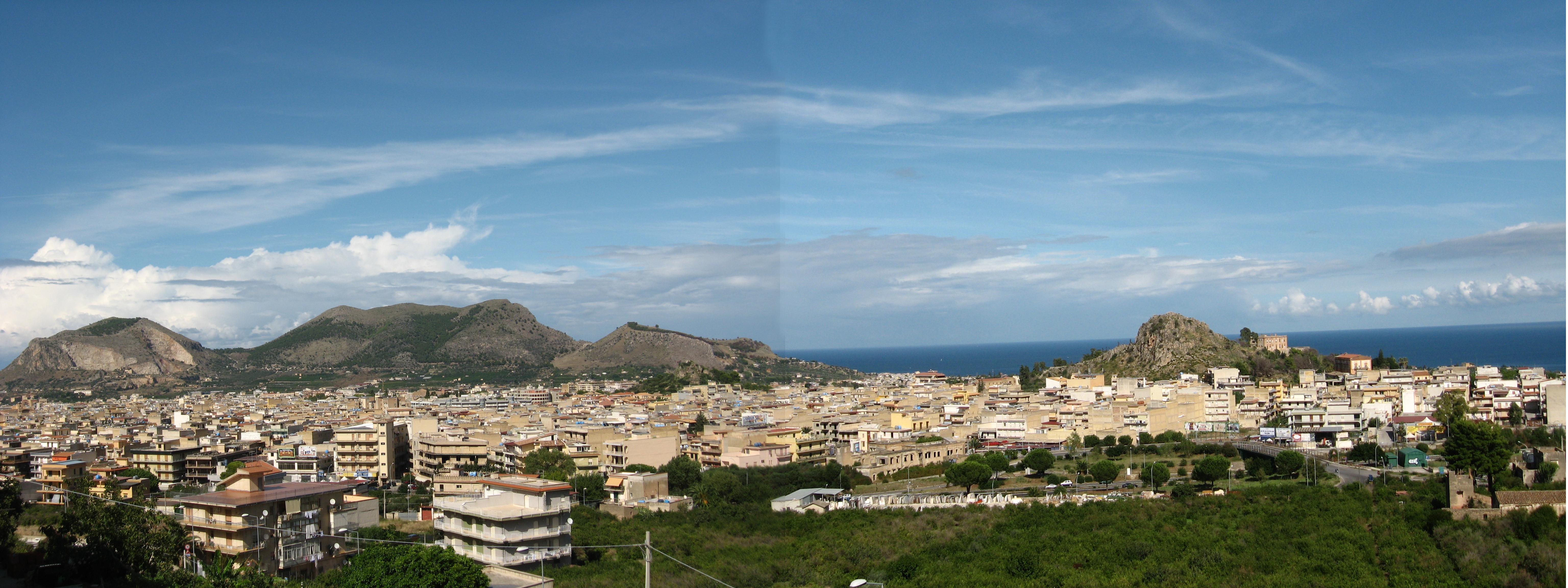 Giuseppe Castelli-Bagheria, a város, melynek díszpolgára Ennio Morricone