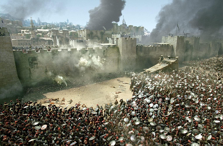 IMDB-Jeruzsálem ostroma a Mennyei királyság című filmben