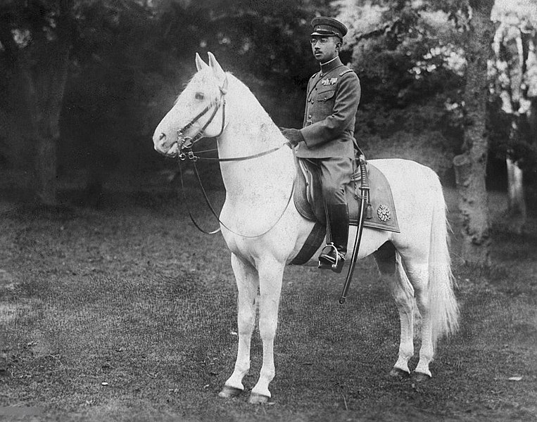 Osaka Asahi Shimbun-Hirohito császár