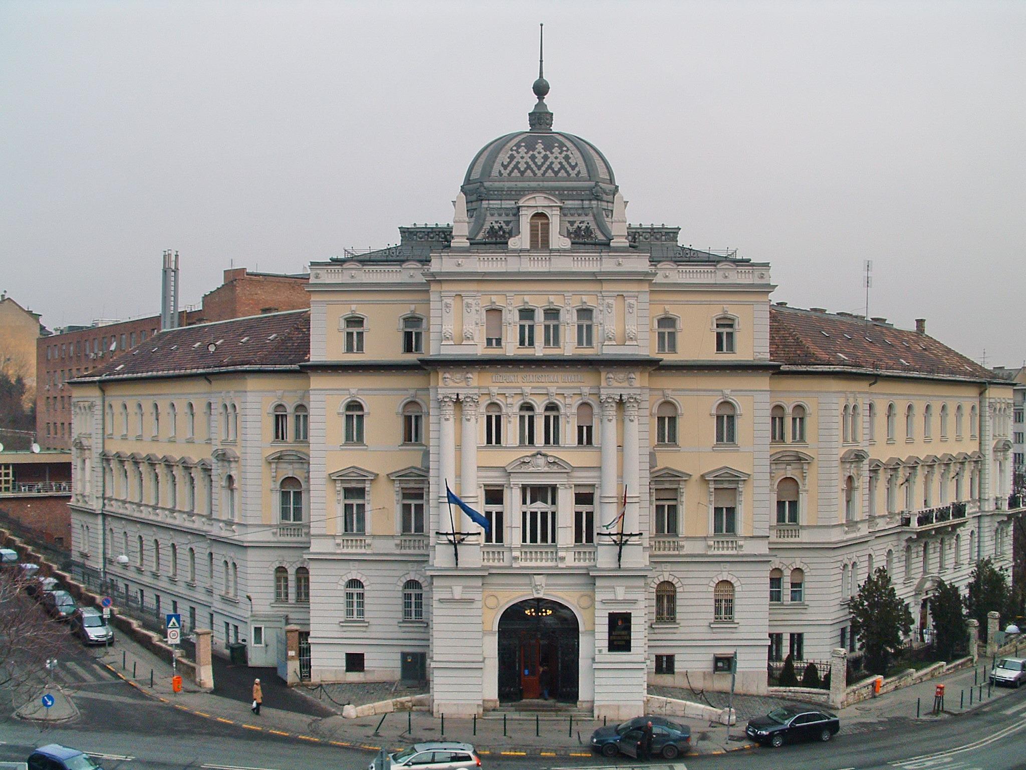 dnet-A Központi Statisztikai Hivatal épülete