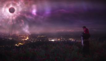 Csillagközi lebegés, galaktikus videóklip
