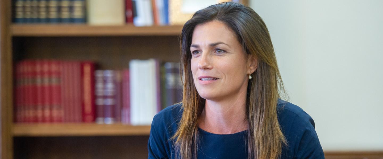 Családról, munkáról Varga Judit igazságügyi miniszterrel
