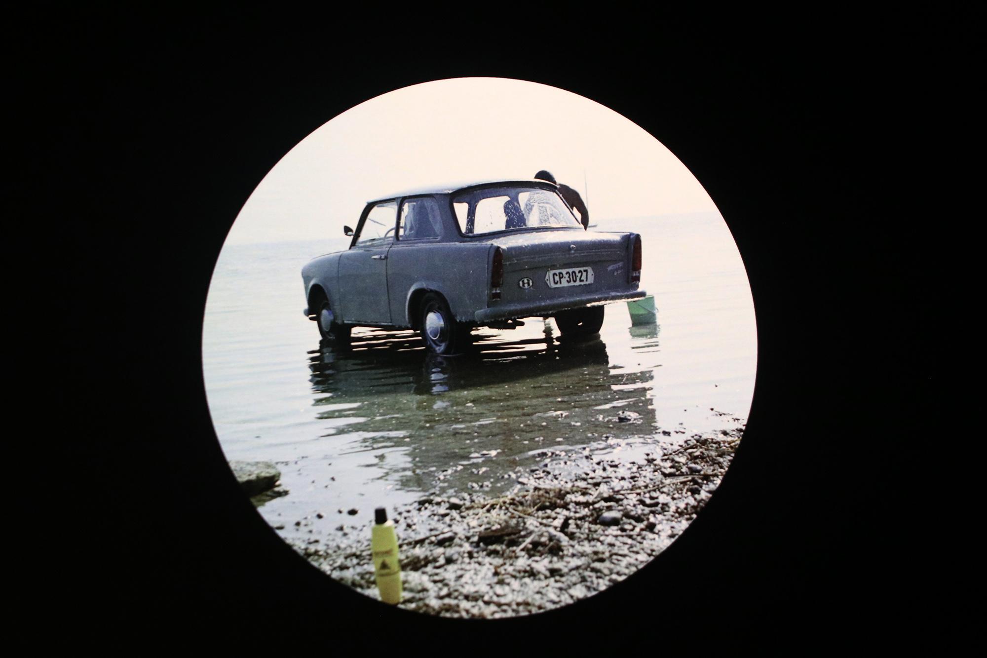 Hajónapló-Újra ragyog a balatoni víztől a Trabant