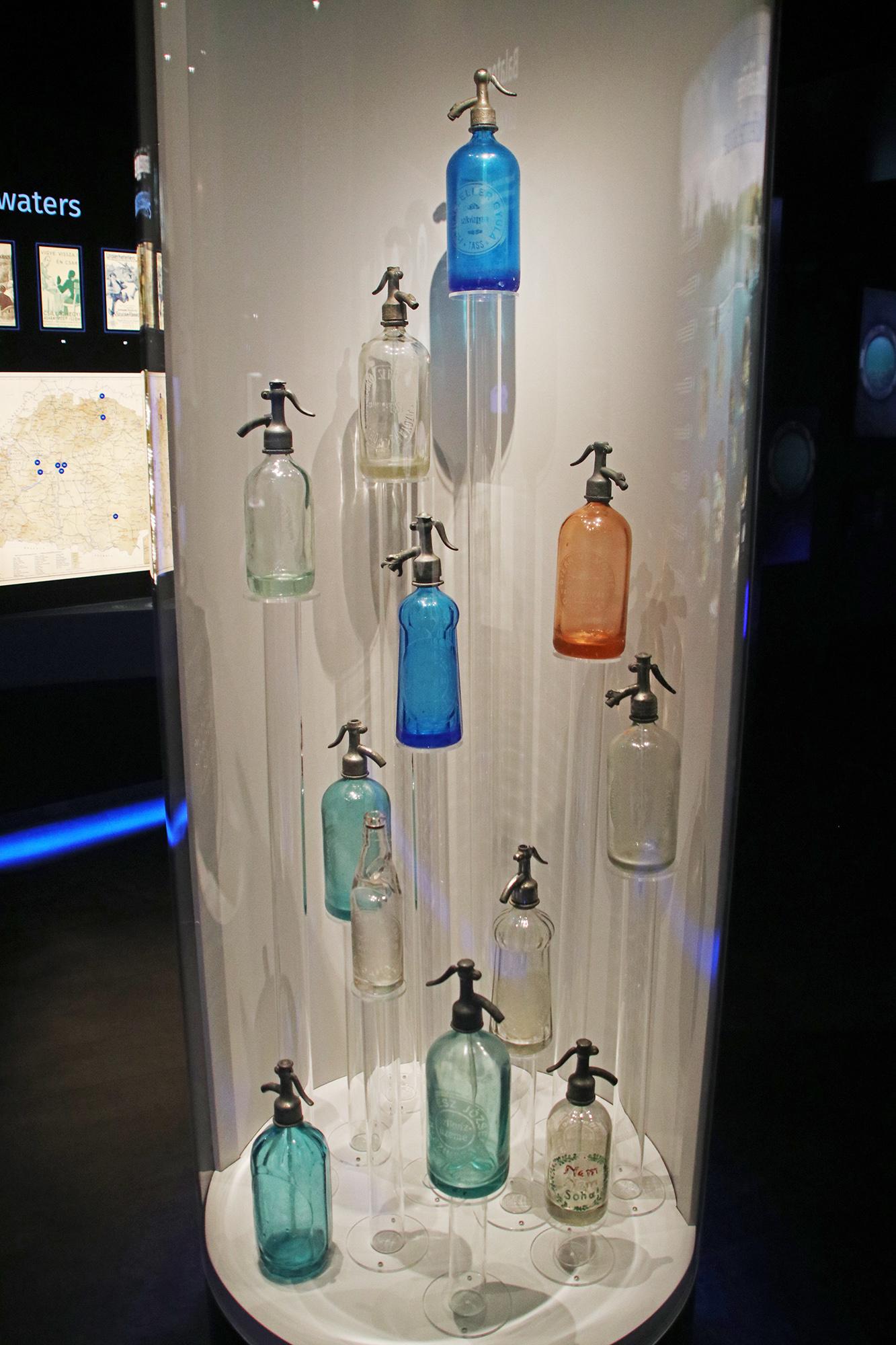 Hajónapló-Régi szódásüvegek