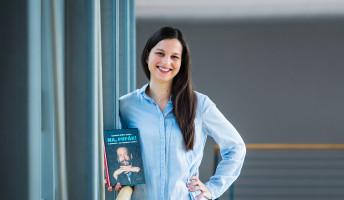 Egy fiatal írónő a Karinthyság nyomában
