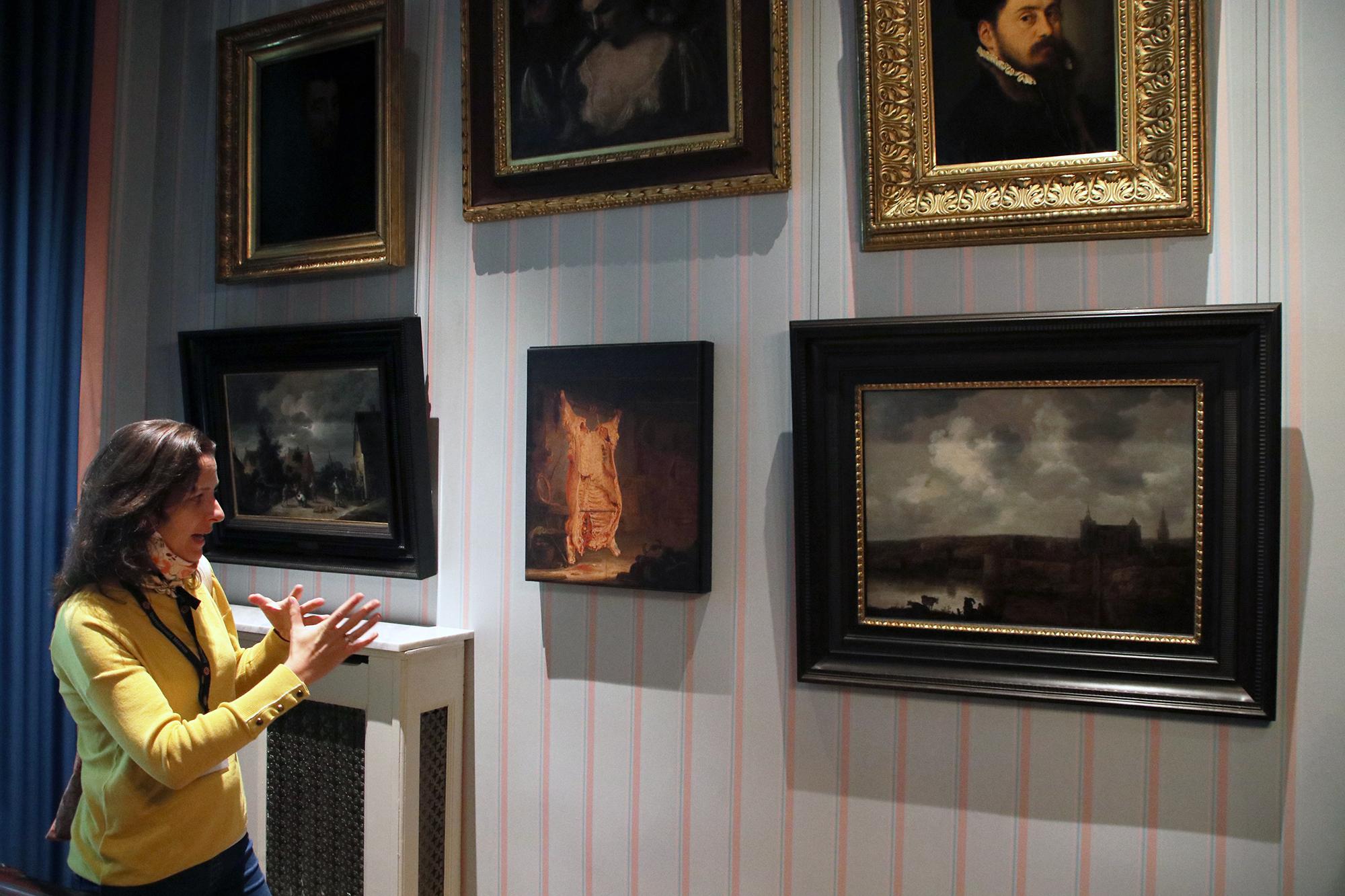 Hajónapló-Dr. Joó Julianna bemutatja Ráth György festménygyűjteményének néhány darabját
