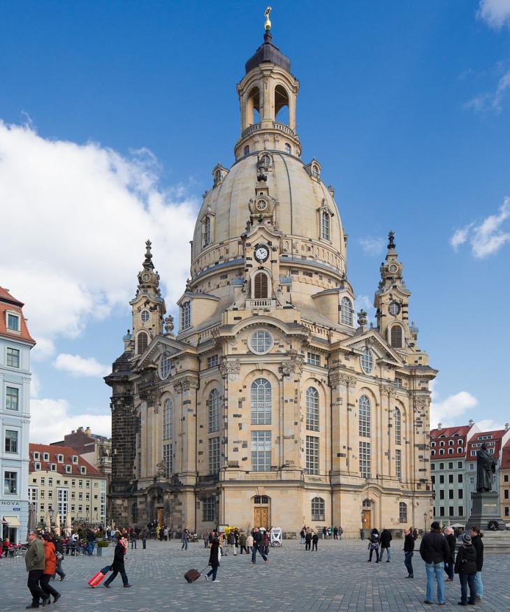 unplash-Freuenkirche