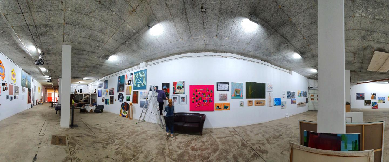 Godot Art Fair – Friss, ropogós kortárs