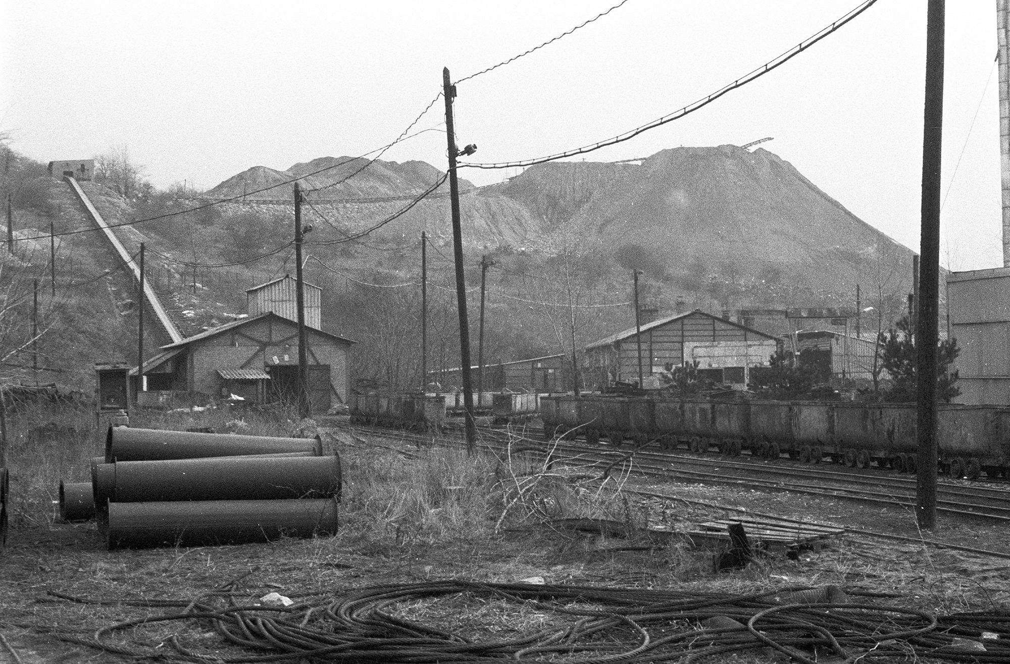 Fortepan-Dorogi szénbányák