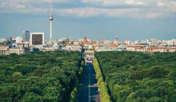 Berlin, a sokat látott modern nagyváros