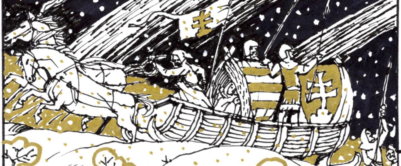 Szentekről készül a legújabb rajzfilm