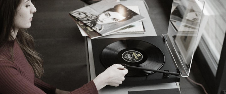 Vezeték nélküli lemezjátszó a bakelit szerelmeseinek