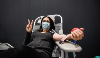 Adj vért, ments meg 3 embert!