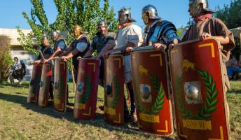 Megújult az Azaum Római Tábor