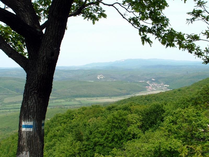 Horvabe-Az Országos Kéktúra útvonala is izgalmakkal, szép kilátással teli szakaszokat tartogat magában